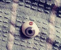spiderman eye