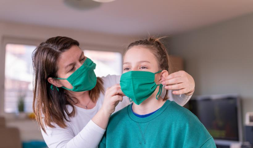 10 Tips to Help Kids Wear Face Masks