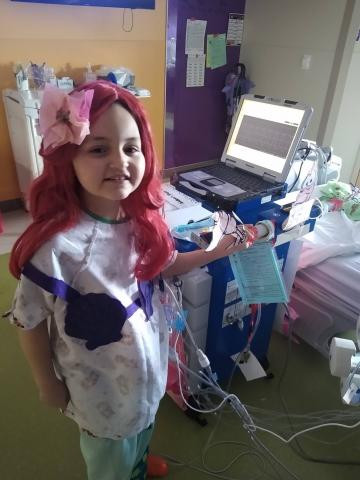 Waiting for Heart Made Easier with a VAD - Aidyn's Story