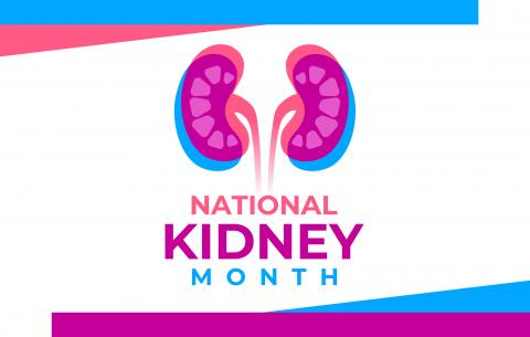 Our New Nephrology Team Celebrates National Kidney Month!